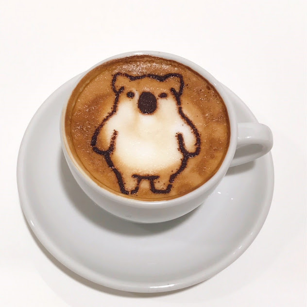 名前を呼んではいけないそのカフェラテ