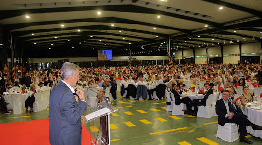 Más de 2.600 personas asisten a los actos de los 75 años de CASI