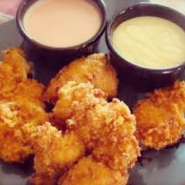 Planet Hollywood Chicken Crunch Recipe
