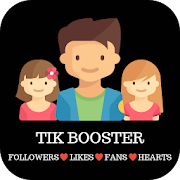 TikBooster - Followers && Fans && Likes && Hearts