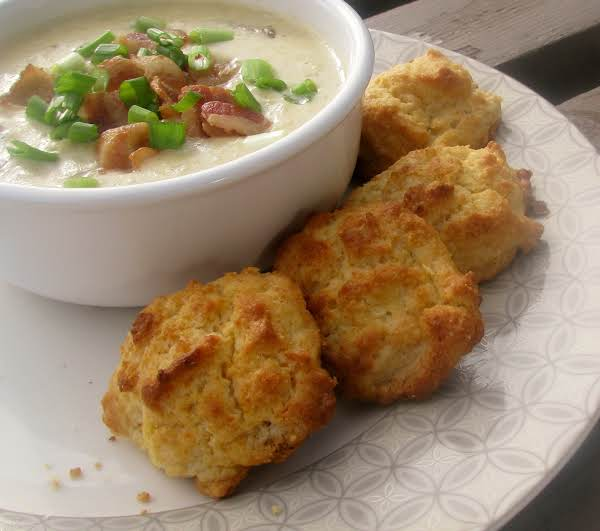 Light As A Feather Drop Biscuits Recipe
