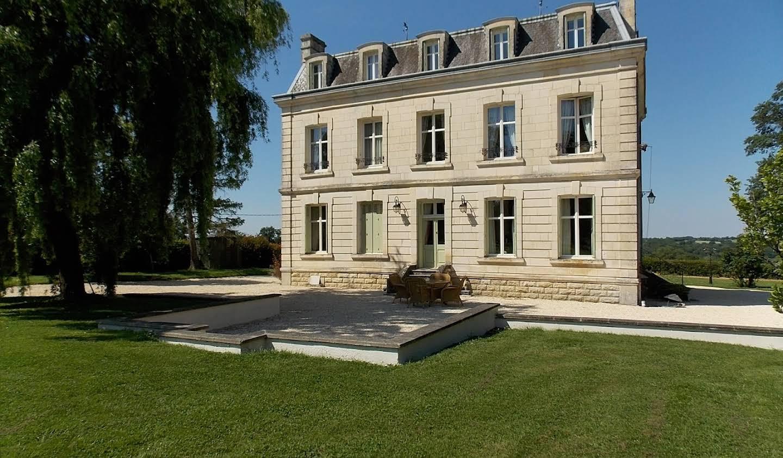 Maison Charroux