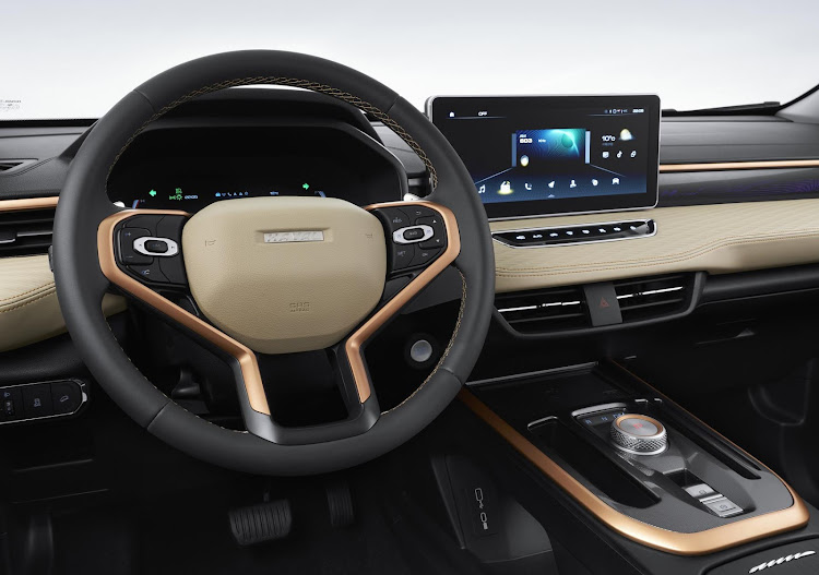 The Super Luxury derivative gets a 12.3-inch touchscreen infotainment system