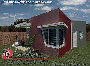 Photo: Casa Unifamiliar - PrototipoPB-2D