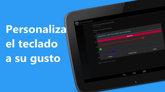 Minimal Keyboard – Ligero y personalizable teclado 3