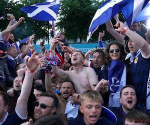 """Bij Schotland zijn ze zeer trots na gelijkspel tegen Engeland: """"Het geeft ons veel vertrouwen"""""""