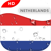 Netherlands Flag 3D live wallpaper
