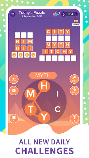Word Champ - Free Word Game & Word Puzzle Games screenshots 6