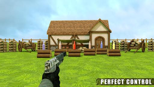 Bottle Shooting : New Action Games 2019 screenshots 4