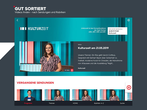 3sat-Mediathek screenshot 7