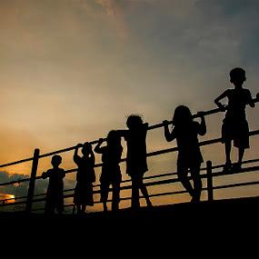 Village gigi children by Pantouw David - Babies & Children Children Candids