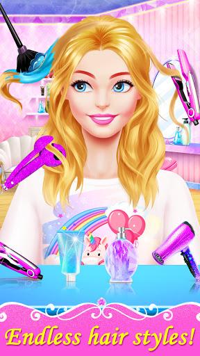 Hair Salon Makeup Stylist  screenshots 4