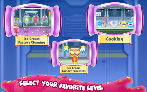 Fantasy Ice Cream Factory 1.0.1 screenshots 2