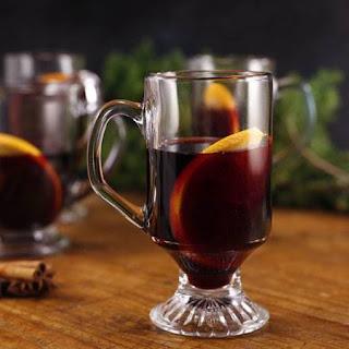 Five-Ingredient Mulled Wine.