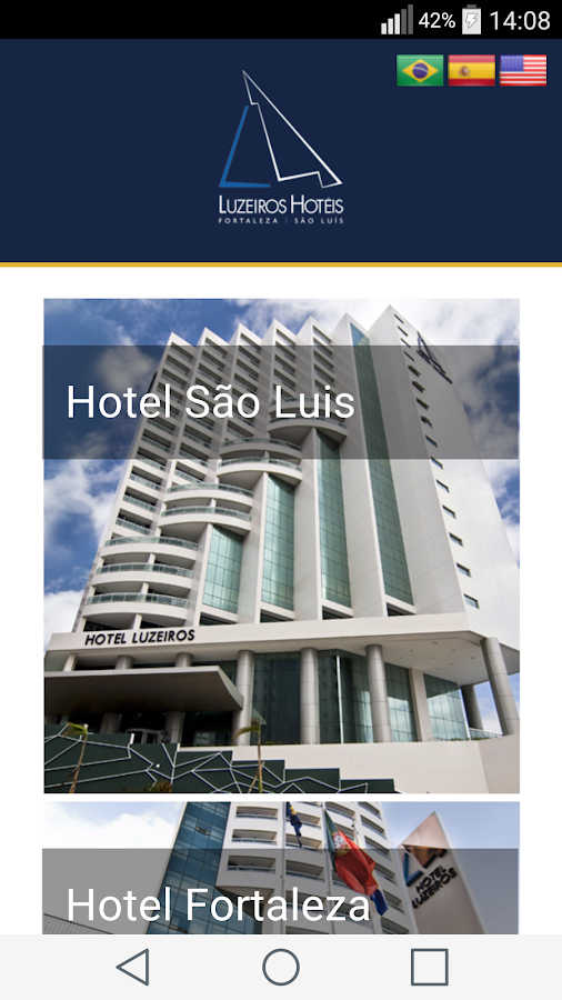 Hotel Luzeiros- screenshot