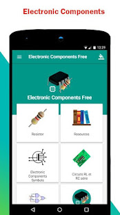 Electronic Components Free for PC / Windows 7, 8, 10 / MAC