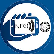 NFC الكتابة وقراءة العلامات APK