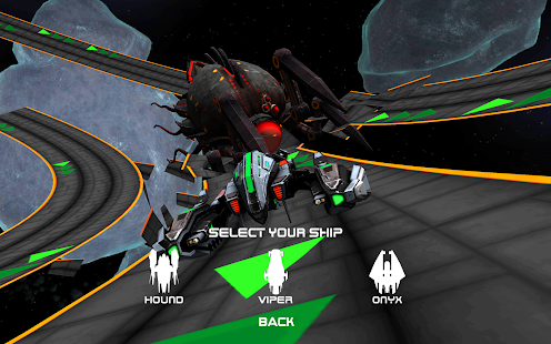 Radial-G : Infinity- screenshot thumbnail