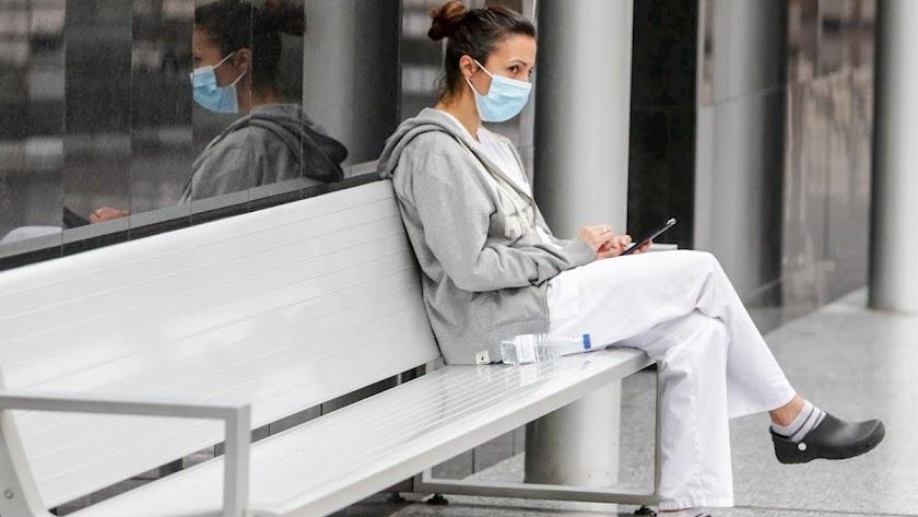 Los hospitales andaluces suman más presión en las últimas horas.