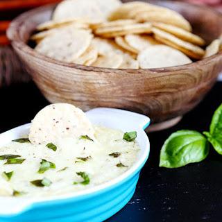 Garlic Herb Cheese Dip Recipe
