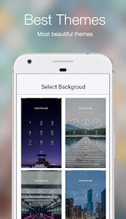 Keypad Lock Screen-Secure Lock - náhled
