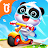 Baby Panda World logo