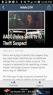 WLOS ABC13- screenshot thumbnail