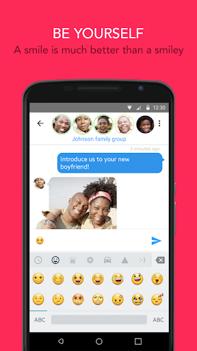 Glide - Video Chat Messenger Screenshot