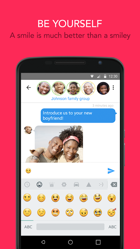 Glide - Video Chat Messenger screenshots
