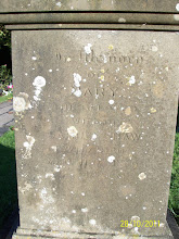 Photo: 41-(W) Mary, wife of Samuel Shaw, died [March 11 ------]