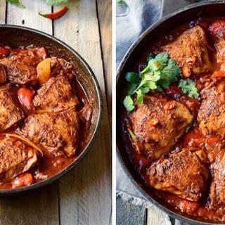 Mexican Chipotle Chicken Casserole
