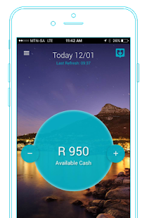 Moneysmart SA: Spending App- screenshot thumbnail