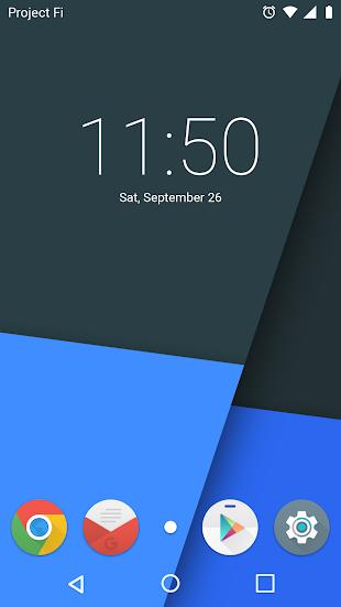 Quantum Dots BETA - Icon Pack- screenshot thumbnail