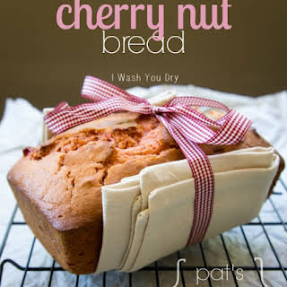 Cherry Nut Bread {Pat's Recipes}.