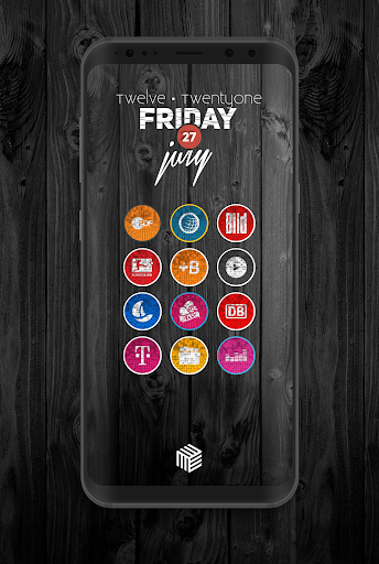 Pyro - Icon Pack  screenshots 3
