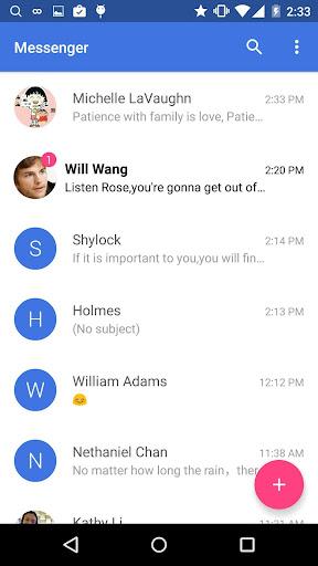 Picoo Messenger - Text SMS 1.3.08.28 screenshots 1