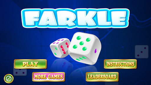 Farkle Dice Roller Zilch Free