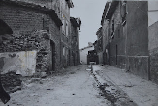 Photo: Con el tractor. Proveedor: Concha Bezares.