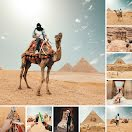 Desert Collage - Instagram Carousel Ad item