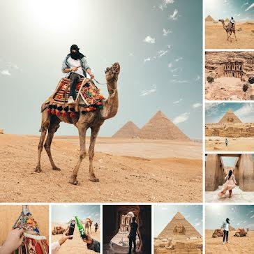Desert Collage - Instagram Carousel Ad Template