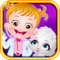 Baby Hazel Pet doctor icon