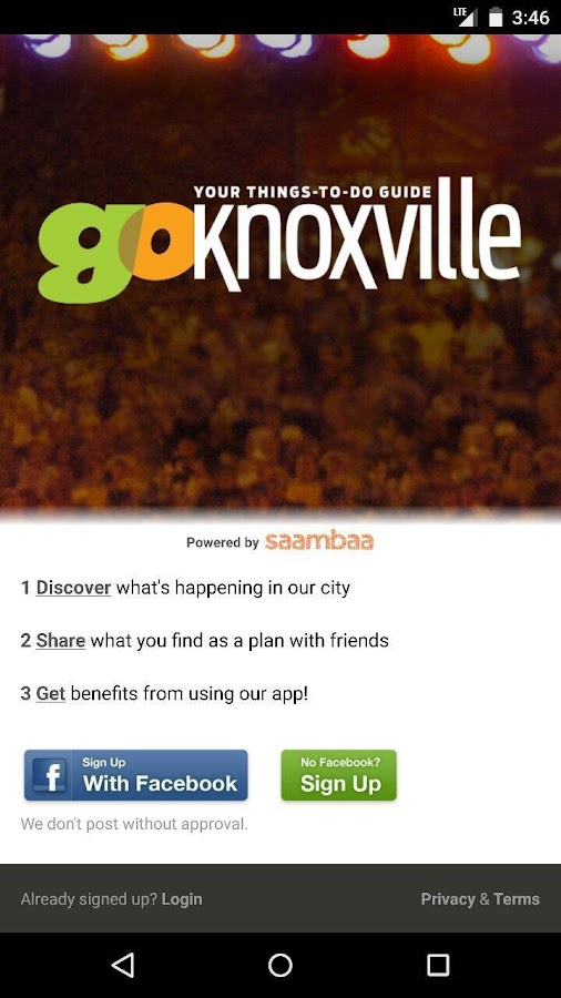 Go Knoxville- screenshot
