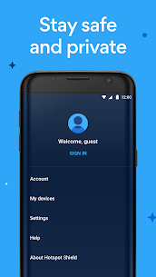 Hotspot Shield Free VPN Proxy & Secure VPN 5