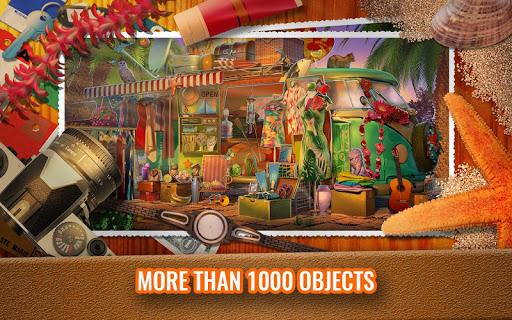 Summer Vacation Hidden Object Game 2.2 screenshots 3