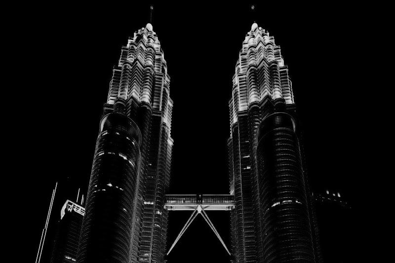 Petronas Towers di NickAdami