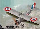 Nieuport 27 WW1 Francais