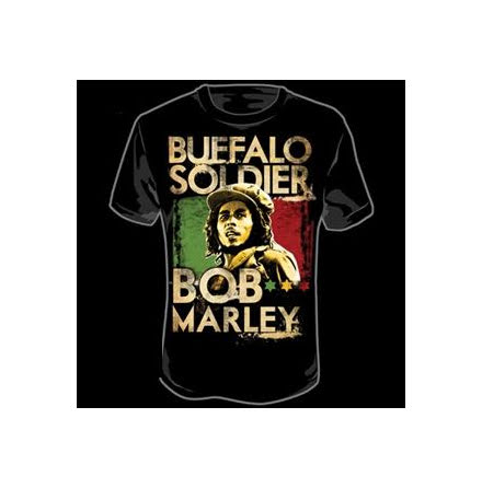 T-Shirt - Buffalo Soldier
