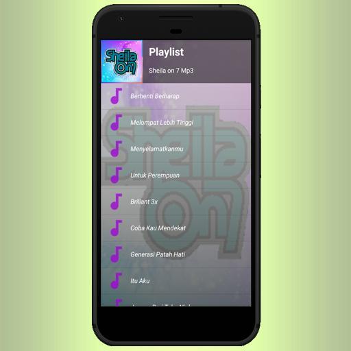 Lagu Sheila on 7 Mp3 1.1 screenshots 2