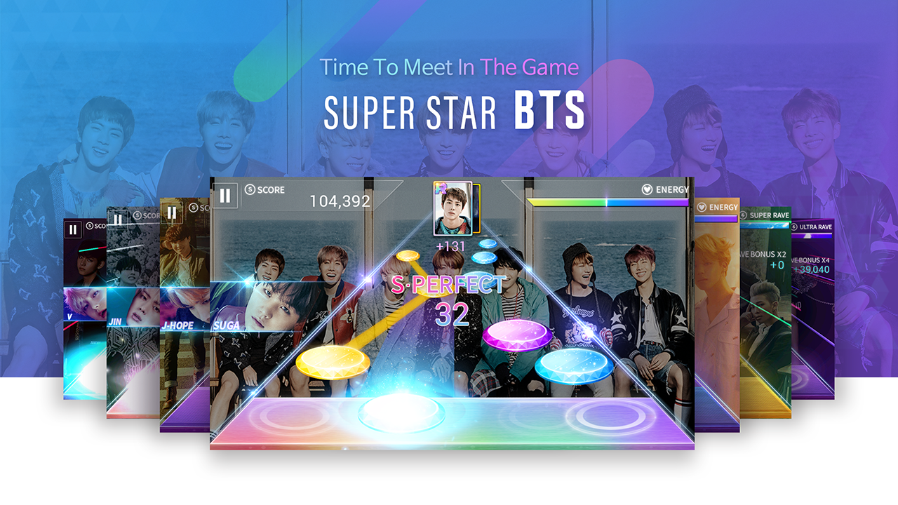 how to play bts superstar
