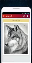 Wolf Drawing - screenshot thumbnail 03